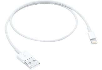 APPLE Lightning USB kábel 0,5m (me291zm/a)