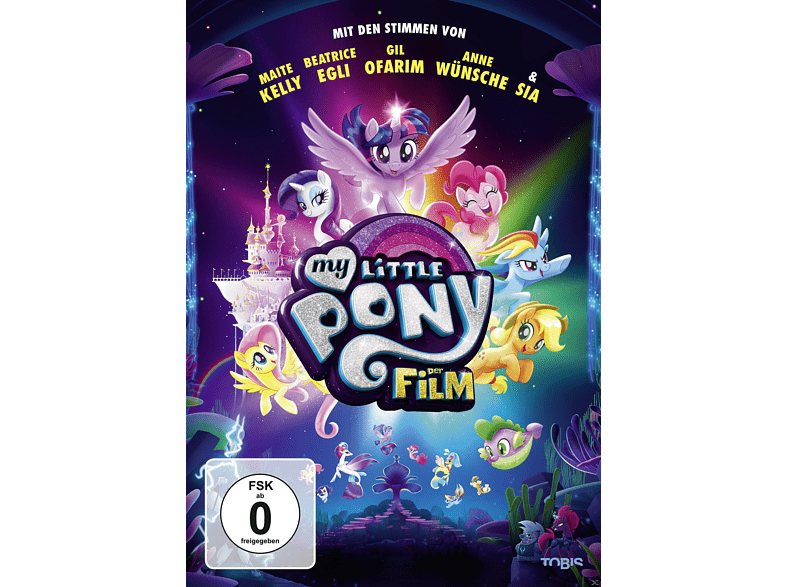 My Little Pony - Der Film [DVD]