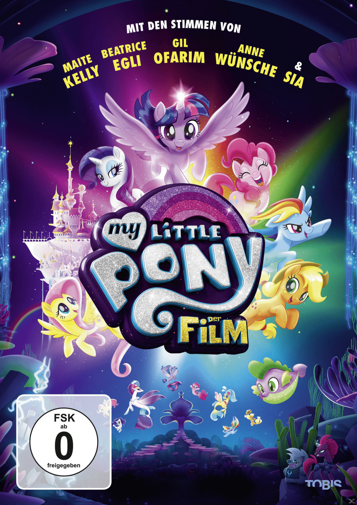 My Little Pony - Der Film auf DVD