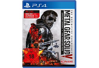 Metal Gear Solid V: Definitive Experience - PlayStation 4