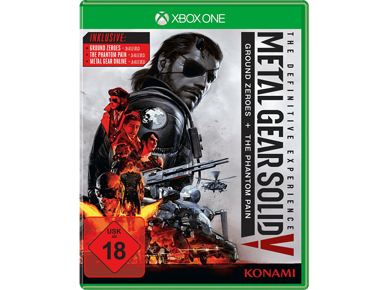 Metal Gear Solid 5 (Definitive Edition) [Xbox One]