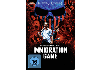 Immigration Game - (DVD)