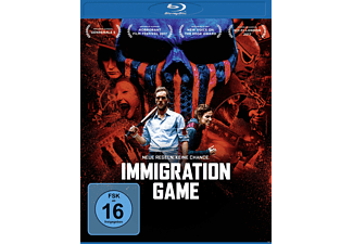 Immigration Game - (Blu-ray)