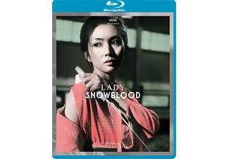Lady Snowblood - (Blu-ray)