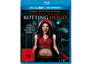 Little Dead Rotting Hood - (3D Blu-ray)