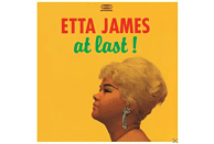 James Etta - At Last!+4 Bonus Tracks (Ltd.Edt 180g Vinyl) [Vinyl]