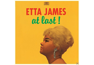 James Etta - At Last!+4 Bonus Tracks (Ltd.Edt 180g Vinyl) - (Vinyl)