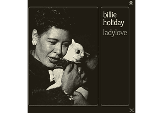 HOLIDAY BILLIE - LADYLOVE (LTD.180G VINYL+1 BONUS TRACK) - (Vinyl)
