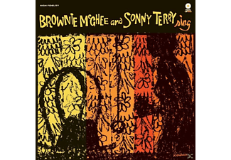 Brownie McGhee, Sonny Terry - Sing+2 Bonus Tracks (Ltd.180g Vinyl) - (Vinyl)