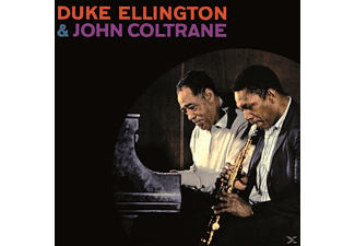 Duke Ellington, John Coltrane - Duke Ellington & John Coltrane+5 Bonus - (CD)