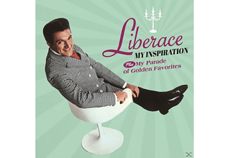 LIBERACE - MY INSPIRATION+MY PARADE OF GOLDEN FAVORITES+1 - (CD)
