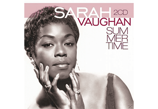 Sarah Vaughan - Summertime - (CD)