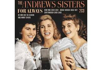 The Andrews Sisters - For Always - (CD)