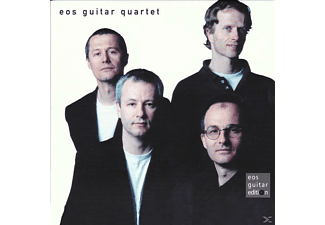 Eos Guitar Quartet - Eos Guitar Quartet - (CD)