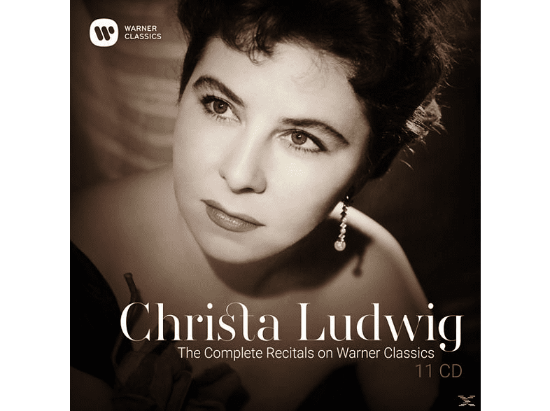 Christa Ludwig - Christa Ludwig-Complete Recitals [CD]