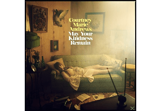 Courtney Marie Andrews - May Your Kindness Remain - (CD)