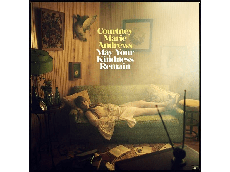 Courtney Marie Andrews - May Your Kindness Remain (Heavyweight LP+MP3) [LP + Download]