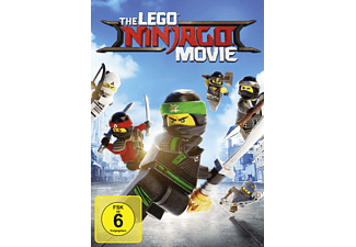 The LEGO Ninjago Movie - (DVD)