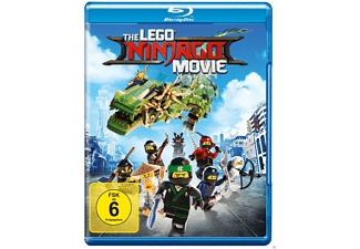 The LEGO Ninjago Movie - (Blu-ray)