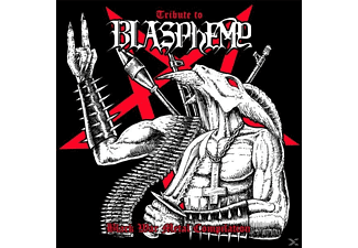 VARIOUS - Tribute To Blasphemy - (Vinyl)