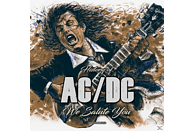 AC/DC - History Of/We Salute You [CD]