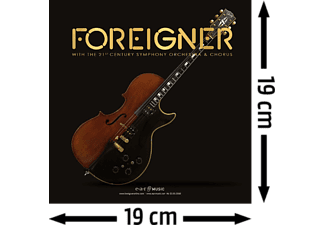Foreigner - Exklusives Mauspad