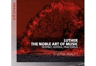 Utopia, InAlto - Luther - The Noble Art Of Music - (CD)