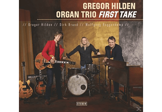 Gregor Organ Trio Hilden - First Take - (CD)