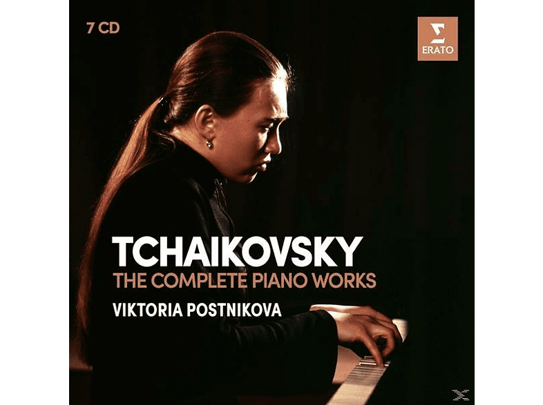 Viktoria Postnikova - Complete Piano Works [CD]