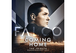 Falco Coming Home-The Tribute Donauinselfest 2017 Deutschpop CD