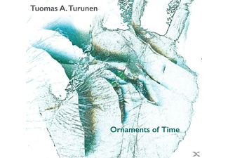 Tuomas A. Turunen - Ornaments Of Time - (CD)