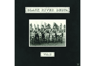 Black River Delta - Vol.2 (Black Vinyl) - (Vinyl)