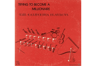 The California Playboys - Trying To Become A Millionaire - (CD)
