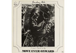 Brother Ah - Move Ever Onward - (CD)
