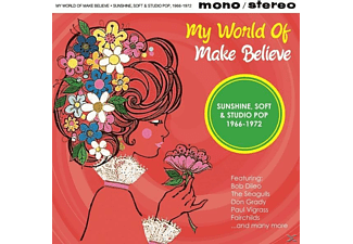 VARIOUS - My World Of Make Believe (Sunshine & Soft Pop) - (CD)
