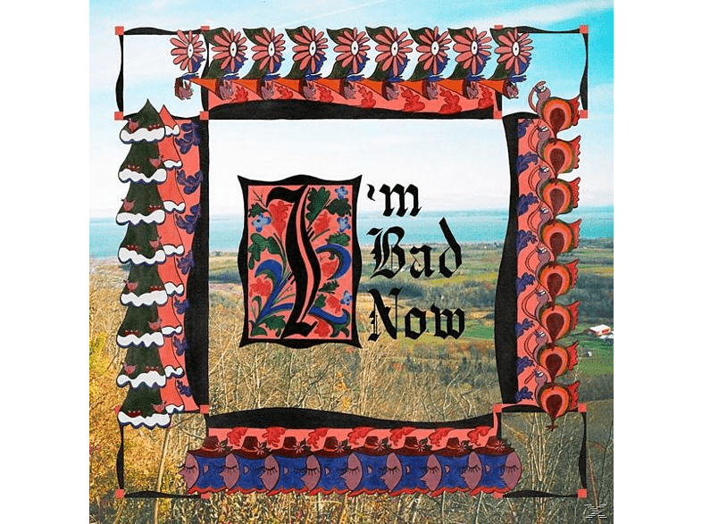 Nap Eyes - I'm Bad Now (Limited Colored Edition) [LP + Download]