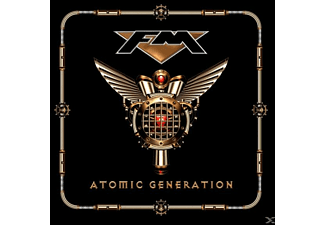 FM - Atomic Generation (Ltd.Gatefold/Black Vinyl) - (Vinyl)