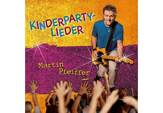 Martin Pfeiffer - Kinderparty-Lieder - (CD)