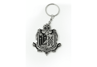 Monster Hunter Research Commission Key Chain