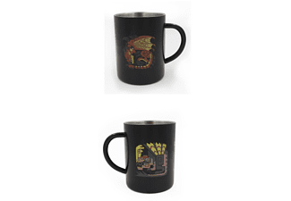Monster Hunter Monsters Steel Mug