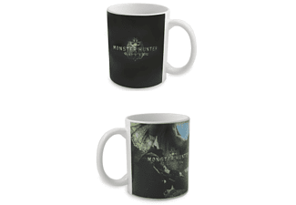 Monster Hunter Logo Heat Mug