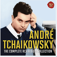 Tchaikowsky Andre - André Tchaikowsky - The Complete RCA Collection [CD]