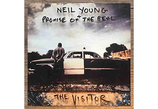 Neil Young - The Visitor (Vinyl LP (nagylemez))