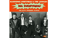 Barrence & The Savages Whitfield - DIG EVERYTHING! THE EARLY ROUNDER ALBUMS [CD]