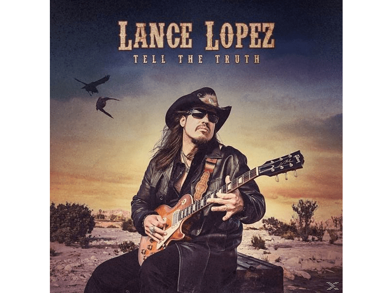 Lance Lopez - Tell The Truth [CD]
