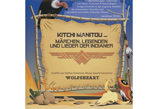 Kitchi Manitou - 1 CD - Hörbuch