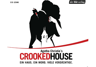Crooked House - 3 CD - Krimi/Thriller
