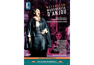 VARIOUS, Orchestra Internazionale D'italia - Margherita d'Anjou - (DVD)