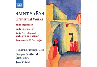 Jun Märkl, Orchestre National de Lille - Orchesterwerke - (CD)