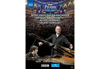 Various, Münchener Philharmoniker - Münchner Philharmoniker at the Proms 2016 - (DVD)